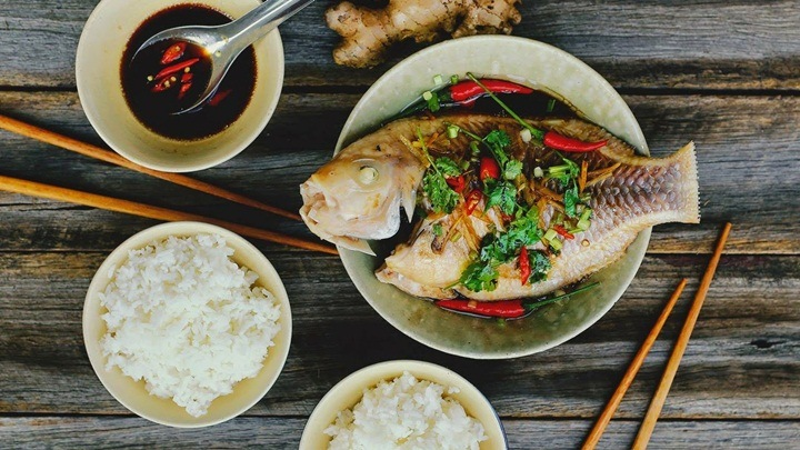 La sauce de soja ( Xi dau / Ma-gi)